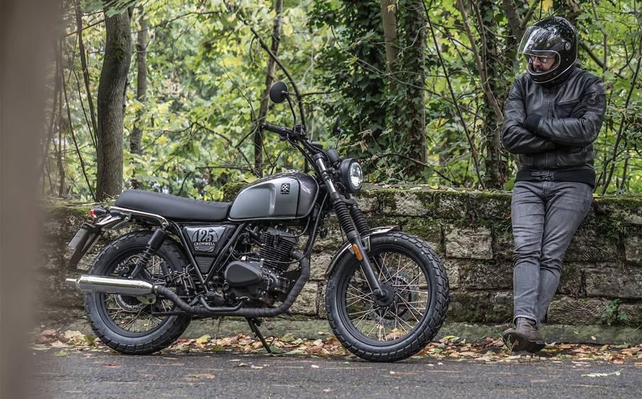 Essai Moto Brixton Cromwell 125