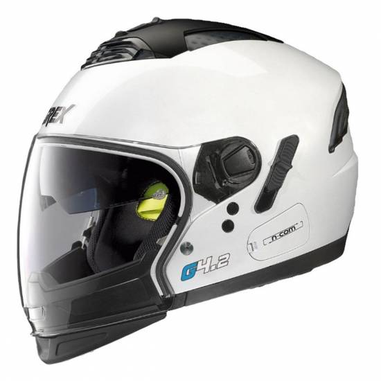 CASQUE G4.2 PRO KINETIC BLANC